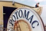 Potomac Mills Sign
